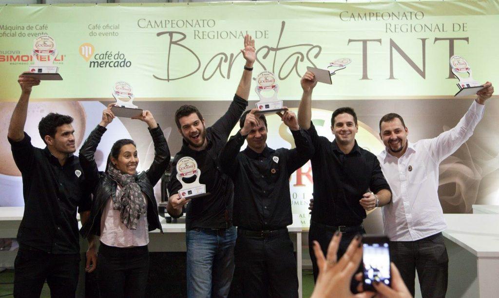 Cafe Cultura no Campeonato Barista SC Gourmet