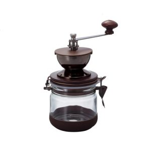 moedor de cafe manual hario canister 120g