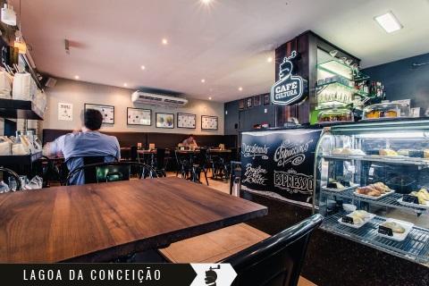 loja física café cultura lagoa conceição