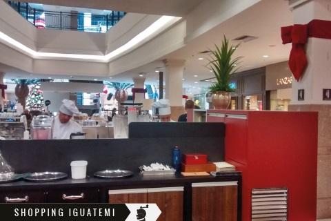 loja física café cultura shopping iguatemi