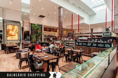 loja física café cultura balneário camboriú