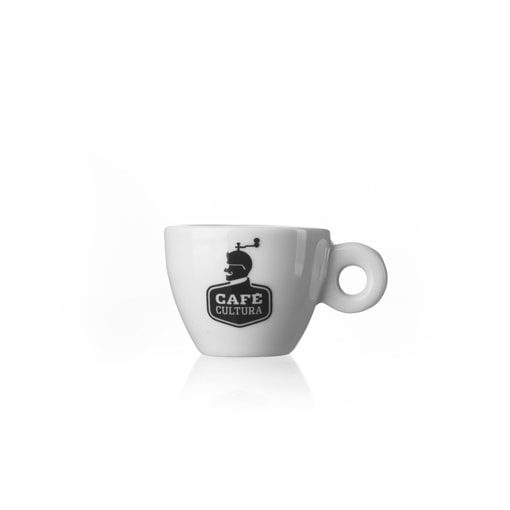 Xícara espresso café cultura