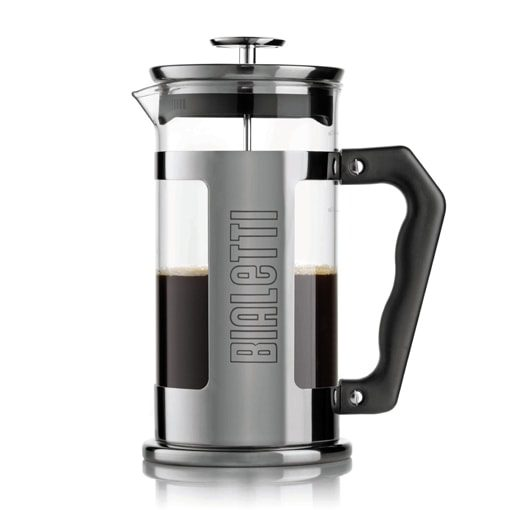 cafeteira francesa french press preziosa bialetti