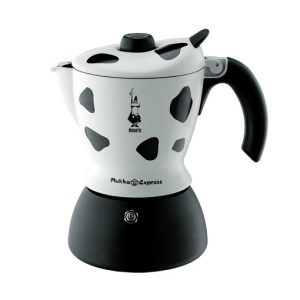 cafeteira italiana mukka express larte del cappuccino bialetti