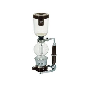 Syphon para preparar café hario