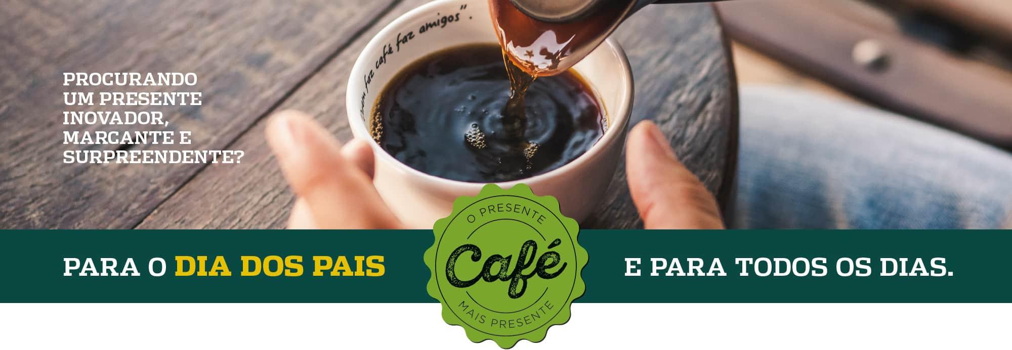 banner café cultura loja virtual dia dos pais 2017