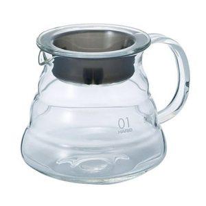 jarra para café hario em vidro 360ml