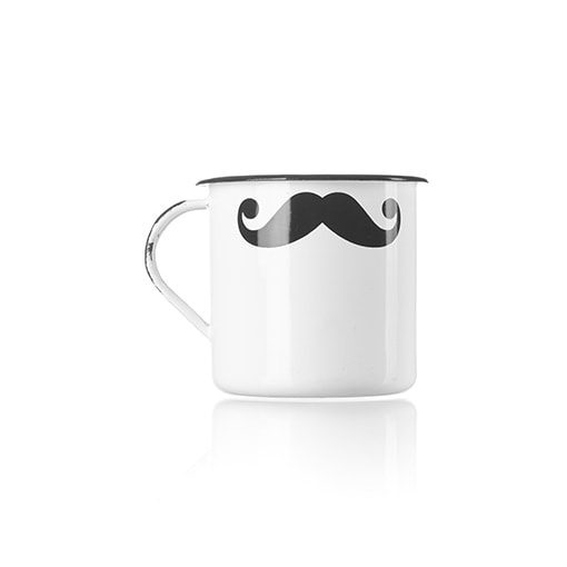 caneca bigode café cultura