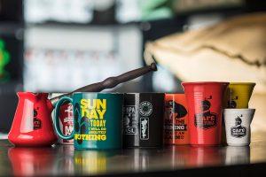 Coleção de Canecas e Xícaras Café Cultura