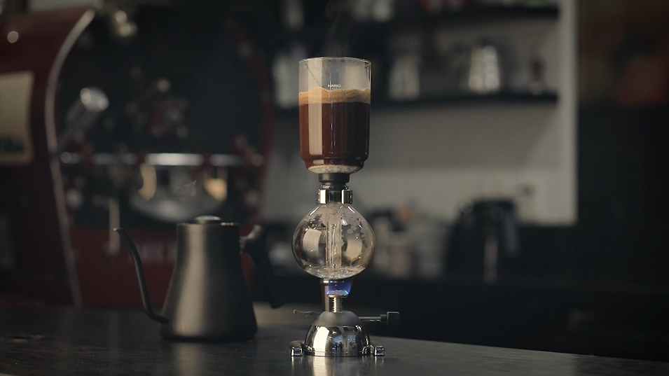 Cafeteira Globinho ou Sifão Café Cultura