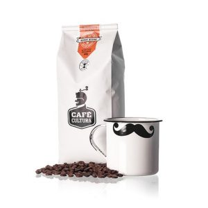 kit house blend caneca bigode