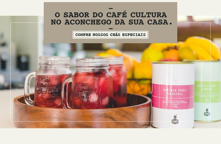 Banner Café Cultura Chás