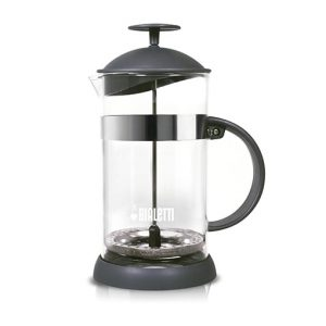 cafeteira french press cinza basic 1lt
