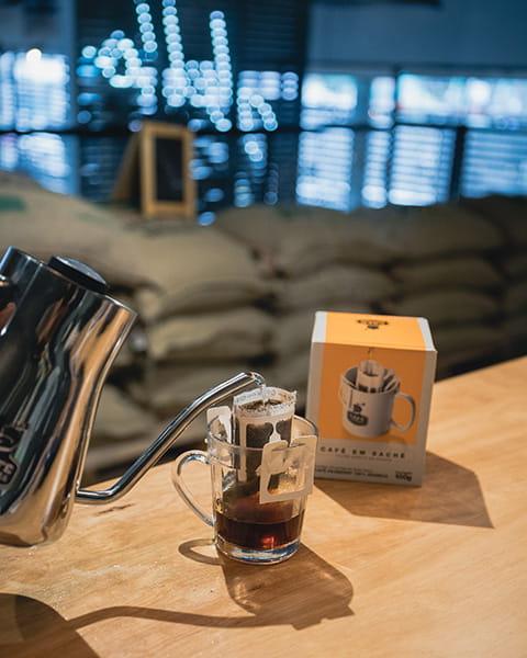 Café em sachê