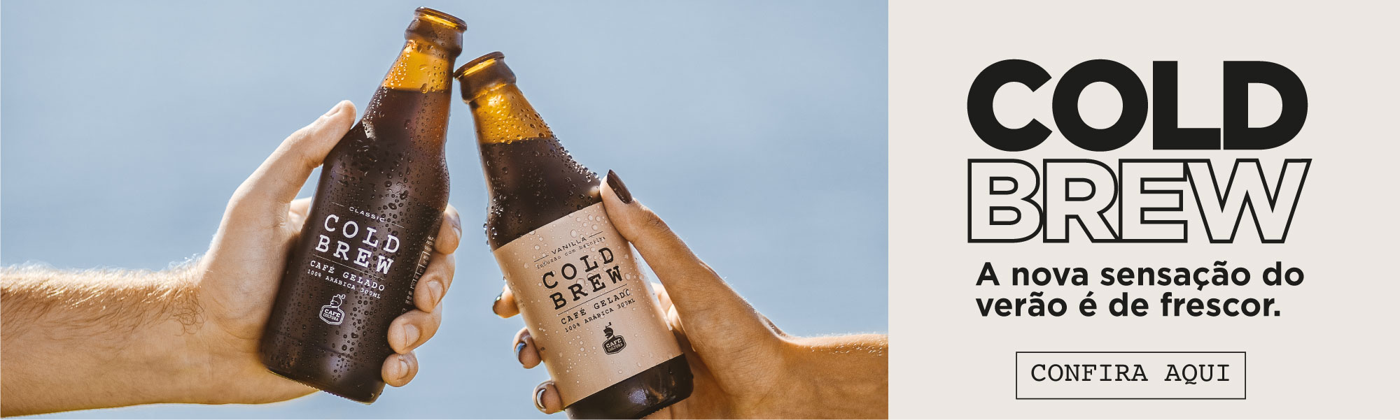 Cold brew Café Cultura