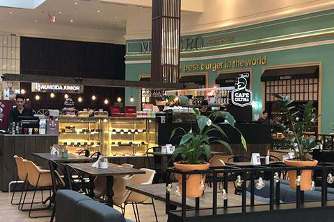 Café Cultura Balneário Shopping